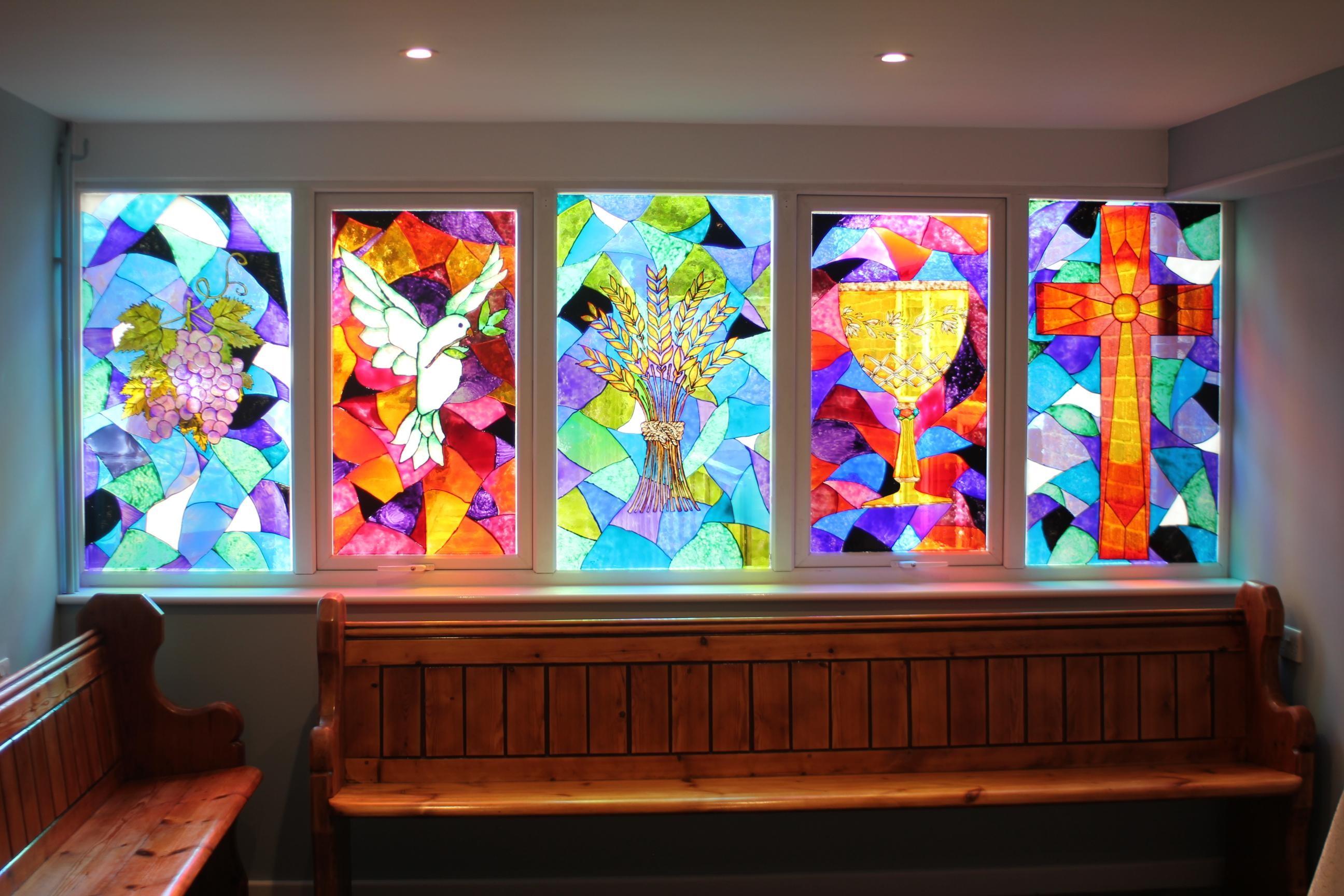 Divine Saviour school chapel 3