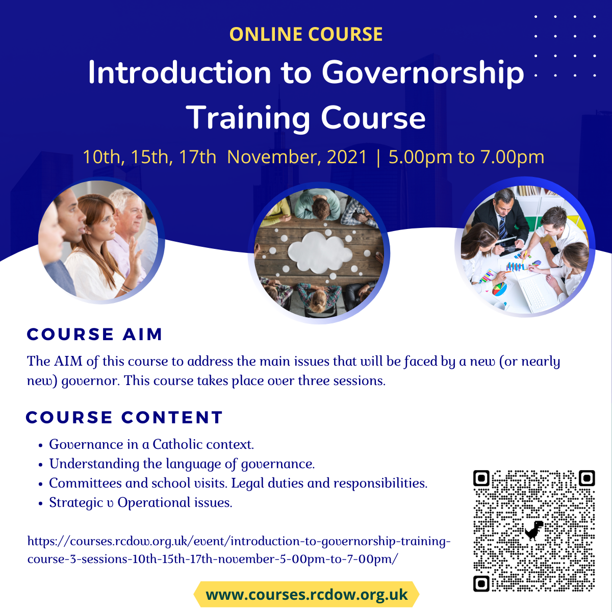 Introduction to Governorship 10 15 17 November